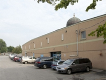 Canadian mosque